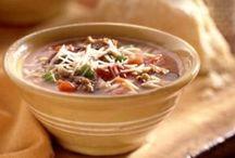 Soups & stews / by Diane Zalk