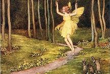 I do believe in fairies, I do, I do... / by Rachel Fesperman