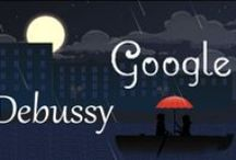 - Google Doodle - / My favorite doodles designed by google / by Celian Chan