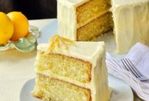Recipes - Sweets / Desserts, breakfast cakes and breads, cookies & fruit dishes / by Karen Angelo