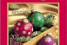 Holiday Books - December 2013 / Books about decorating, crafting, baking and more! / by Clermont County Public Library