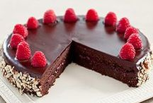 Decadent Desserts / by Elaine Venema
