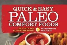 Paleo Cookbooks / Cookbooks from our collection that are low carb, high protein. / by Clermont County Public Library