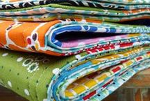 Sewing Quilts / Quilt inspiration, tips and tutorials / by Prairie Cottage