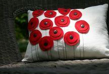 Pillows / by Mary Kelley  healmysole.com