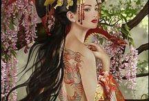 asian beauty / by A Keys Massage