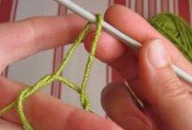 stitches: crochet / by mollie