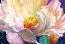 Art - Floral Beauty / by Billie Poss