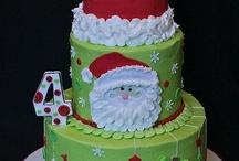 Christmas/Winter Cakes / by Billie Poss
