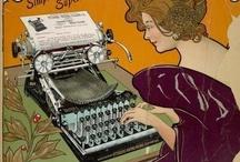 Typewriters / by Billie Poss