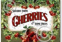 Cherries Everywhere / by Billie Poss