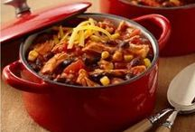 Chilis and Stews  / Featuring ground chicken and turkey recipes, both from Perdue.com and repins. / by Perdue Chicken