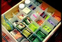 Organization  / by Leah Caprio