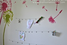 HOME: Playroom  / by Christine from First Home Love Life