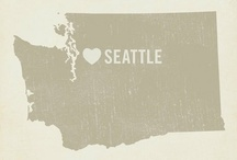 Seattle Area.  / Be a tourist where you live! Fun places to visit and eat + shop locally in the Seattle area.  / by Gena Law