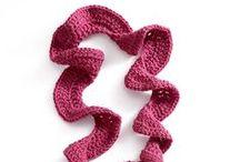 Crochet - Scarves / by Darlene S