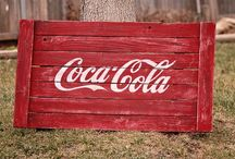ALL COCA-COLA 》 BOARD #2 / Check out my other Coca-Cola boards here.  Coca-Cola board 1 has 6,800 pins. I follow back ♡ / by Beautede ☆