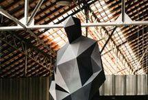 ART: Sculpture / by David Judge