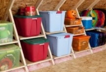 Storage Ideas/Organization / by TJH