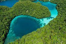 Favorite Places & Spaces / Lugares más impresionantes del Mundo  / by Maria Urrutia