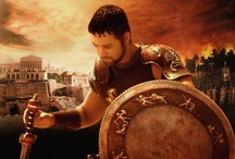 """""""Are you not entertained?!?"""" / Great music, film, theatre, television...and the people who do it well. / by Anna Kilbon"""