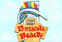 Local: Pensacola, Florida Area / Pensacola, Florida, NW  Florida Panhandle, and  the Alabama Gulf Coast / by Jody Ellis