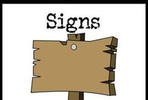 Cavegirl Signs / funny and sometimes inspirational sayings! / by Cavegirl Cuisine
