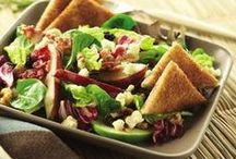 Sensational Salads / #Fresh seasonal ingredients make the most sensational #salads! / by Crisco Recipes