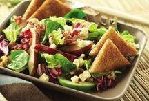 Sensational Salads / #Fresh seasonal ingredients make the most sensational #salads! / by Crisco Recipes