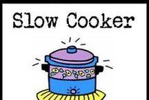 Slow Cooker Recipes / a board that contains paleo and gluten-free slow cooker recipes cavegirlcuisine.com #slowcooker #crockpot / by Cavegirl Cuisine
