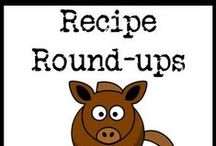 Recipe Round-Ups / A paleo and gluten free round-up of recipes in a variety of categories. / by Cavegirl Cuisine