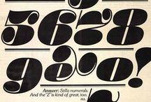 Letters n Numbers / by AndyMelissa Sarabia