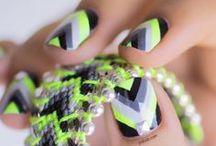 Nails, nails, nails! / by Suvi
