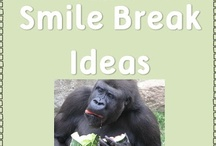 Smile Break Ideas / A collection of pins to add to a few different Power Points entitled, 'Smile Break'. As adults, we often surround our selves with eject button strategies that allow us to take time out. We can do the same for our children. One eject button could be a smile break via images on a Power Point presentation. The idea was found on MargD's site in VIC, Australia! Here's the link http://margdteachingposters.weebly.com/classroom-set-up.html I'm slowly adding pins that I think will make students smile! :) / by Clever Classroom