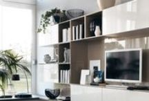 Living Open / Design by Scavolini | Creative and versatile furnishing programme for a new approach to home design / by Scavolini