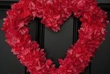 be my valentine / by Heather Barron