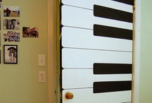 Music Room Ideas / by Laury Lunde
