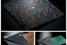 brochure/folder (graphic design) / by Henri Schevers