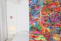 interior bedroom (spatial design) / by Henri Schevers