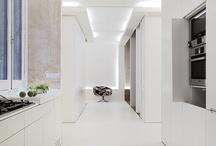 interior kitchen (spatial design) / by Henri Schevers