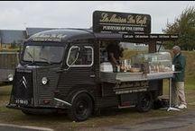 transportation - food trucks / by Henri Schevers