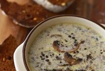 Yummy | Soups / Vegetarian, vegan and adjustable soups. / by Candy Rudolf