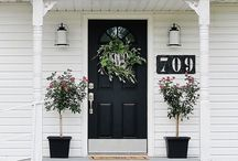Home  sweet home  / by Staysha Smith