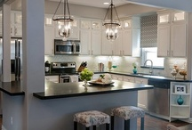 kitchens / by Janet Papineau