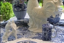 Table settings / by Patti Eby