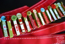 Christmas Crafts / by Kathi Atwell