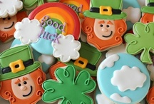 St. Patrick's Day Party / For the Leprechaun in all of us! / by Kathi Atwell