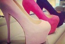 Heels Heels Heels / by ShaRhonda Dillard