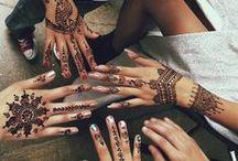 Henna / by Vicci Noel