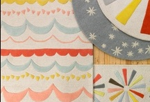 Little Bedroom Stuff  / Soft furnishings for a kids space / by Corrie Sullivan